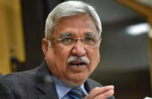 Central police forces will play a greater role in poll bound states: CEC Sunil Arora