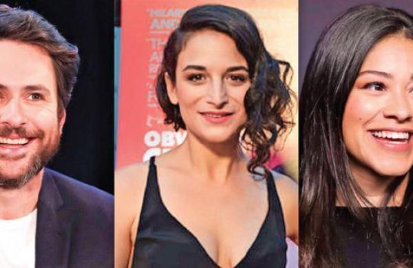 Charlie Day, Jenny Slate, Gina Rodriguez team up for 'I Want You Back'