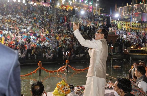 Congress, BJP spar over renaming of MP's Hoshangabad as Narmadapuram