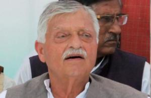 Congress leader and Gandhi loyalist Capt Satish Sharma passes away in Goa