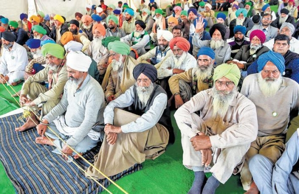 Crowds thin at Singhu, Tikri, but farmer leaders say movement stronger than ever