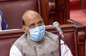 Defence Minister Rajnath Singh to make statement on 'present situation in Eastern Ladakh' in Lok Sabha shortly