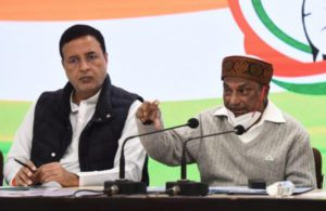 Disengagement in areas of eastern Ladakh is surrender to China: AK Antony