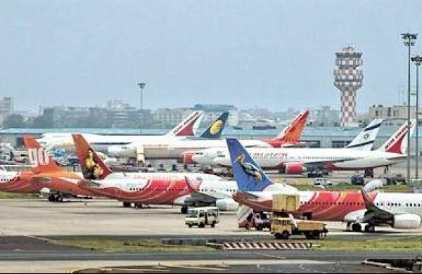 Domestic air travel demand contracts 41 per cent to around 76 lakh passengers in January