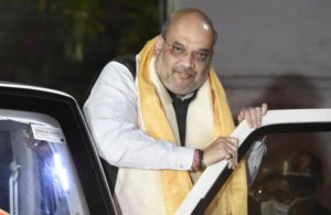 Efforts made to wipe out Netaji's legacy in Bengal,says Amit Shah