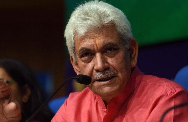 Fair, free elections will be held in J&Kafter completion of delimitation process:LG Manoj Sinha