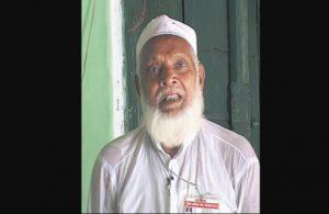 Faizabad man chosen for Padma Shri for being last ritesamaritan lies bedridden, awaiting treatment