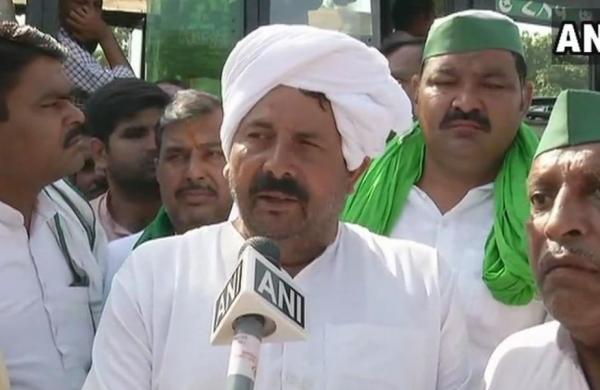 Farm laws a 'fire' which would lead to losses: Bharatiya Kisan Unionpresident NareshTikait