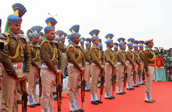 First batch of central forces reaches Bengal for Assembly polls