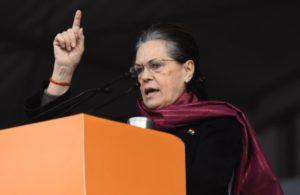 Follow 'Raj Dharma', reduce fuel prices, saysSoniain letter to PM Modi