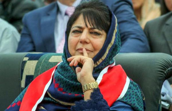 Former Jammu and Kashmir CM Mehbooba Mufti hits back at Home Minister Amit Shah over his dynastic politics jibe
