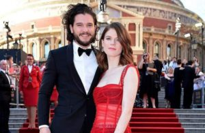 'Game of Thrones' stars Rose Leslie, Kit Harington welcome first child together