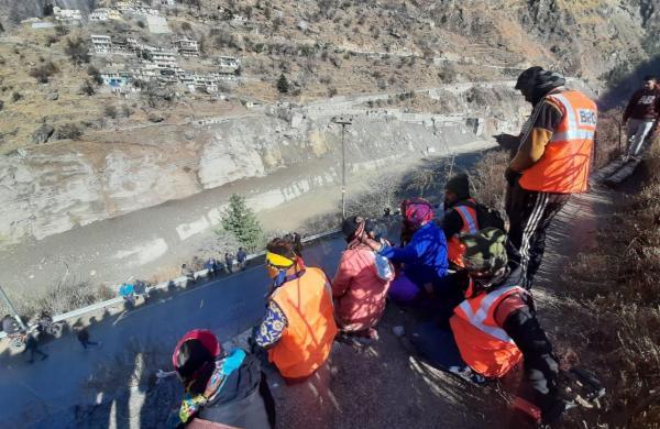 Glacier burst: Pall of gloom descends on UP's Kheri as bodies start arriving