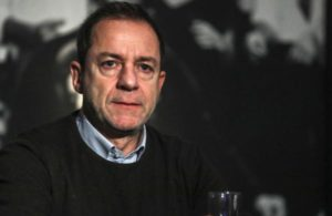 Greek theater directorDimitris Lignadis given time to respond to rape charges