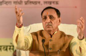 Gujarat CM Vijay Rupani tests negative for coronavirus, casts his vote for civic polls