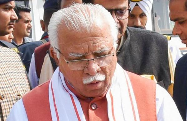 Haryana government mulling law to make protesters pay for damage to public properties: CMManohar Lal Khattar