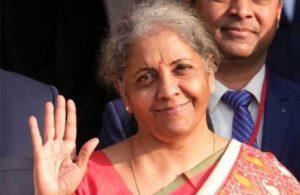 Highest ever spending under MNREGA during FY21: Finance Minister Nirmala Sitharaman