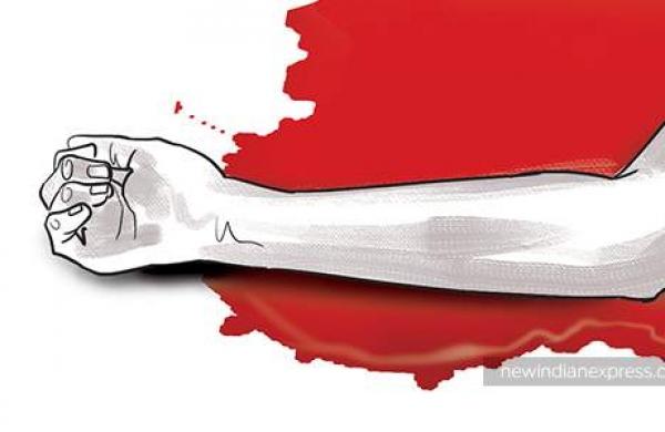 Honour killing: Man killed, woman thrown out of moving car over love affair in Uttar Pradesh