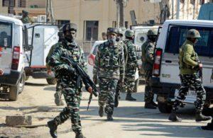 In second attack in three days, militants gun down two policemen in Srinagar