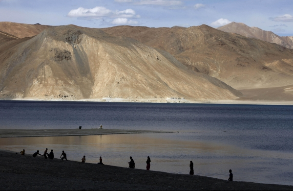 India-China disengagement: Tanks, combat vehicles start moving back from Pangong lake area in first phase