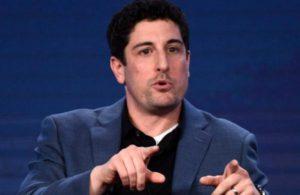 Jason Biggs jokes Hollywood has forgotten he isn't Jewish