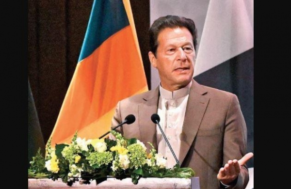 Kashmir only problem between India and Pakistan, can be solved through talks: PM Imran Khan