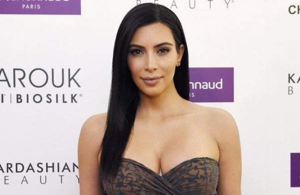 Kim Kardashian proves 'vegan does good to body' in latest post