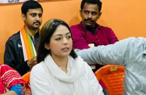 Kolkata Police search beauty parlour 'owned' by BJP youth-wing leader Pamela Goswami after drugs haul
