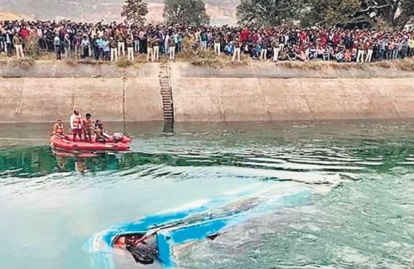 Madhya Pradesh bus accident: Driver recollects strange sound, families blame jam