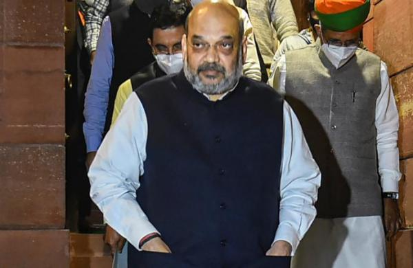 Maha Vikas Aghadi government is like three-wheeler pulling in different directions: Amit Shah