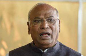 Mallikarjun Kharge supersedes Anand Sharma to become LoP in Rajya Sabha
