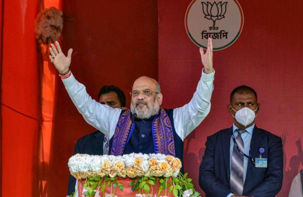 Mamata too will chant Jai Shri Ram by the timeelection ends: Amit Shah