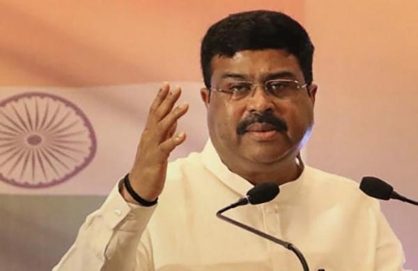 Modi, not Manmohan, ensured Assam gets its due of oil royalty: Pradhan