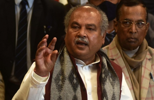 Narendra Singh Tomar in poll-bound Assam; says centre is still willing to talk to farmers on agri laws