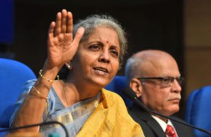 Nirmala Sitharaman slams Opposition for creating false narrative, says govt working for poor sections