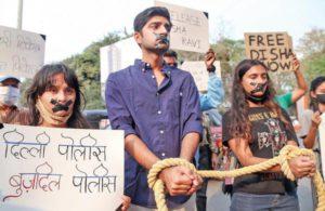 No role in leaking Disha's WhatsApp chats: Delhi Police