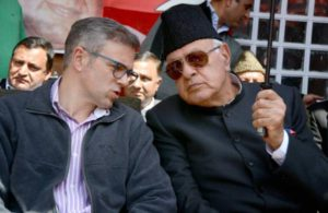 Omar Abdullah claims he, his family including father Farooq put under house arrest, cops refute