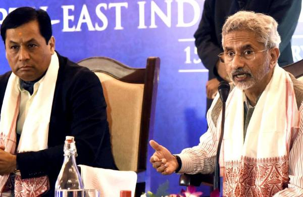 Our government committed to Assam's welfare, Act East Policy to make state connected: S Jaishankar
