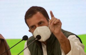 PM Modi wants to clear path for his friends: Rahul Gandhi on farm laws