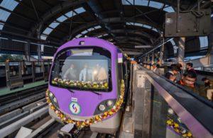 PM inaugurates Kolkata Metro extension from Noapara to Dakshineswar