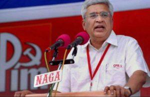 Prakash Karat demands immediate release of activist Disha Ravi arrested 'toolkit' controversy