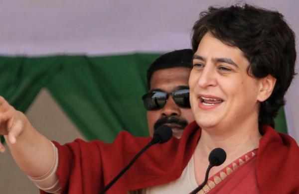 Priyanka Gandhi to attend 'kisan panchayat' in Saharanpur on Wednesday: Uttar Pradesh Congress
