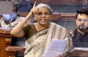Rahul Gandhi becoming 'doomsday man' for India, says Finance Minister Nirmala Sitharaman