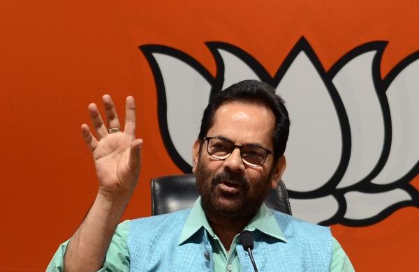 Rejected politicians, bogus Bharat bashing brigade defaming India: Union Minister Naqvi