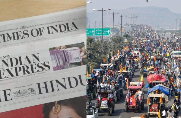 Republic Day violence: Indian Newspaper Society condemns FIRs against journalists