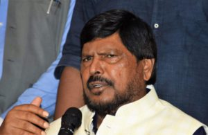 Rs 1,581 croreloan given to 3 lakhbeneficiaries in Manipur under PM Mudra Yojna: Ramdas Athawale