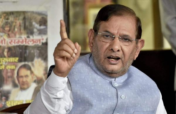 Sharad Yadav's confidant Arun Srivastava quits Loktantrik Janata Dal