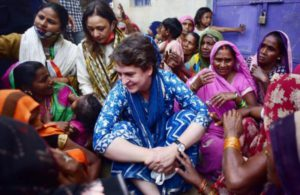 Splashes of oars getting dimmed in rivers: Priyanka turns poetic after visiting boatmen's village