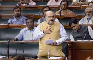Statehood would be given to Jammu & Kashmir at appropriate time: Amit Shah in Lok Sabha