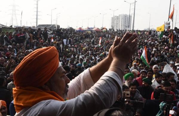 Stir against agri laws regains momentum after Tikait mobilises support fromUP, Punjab